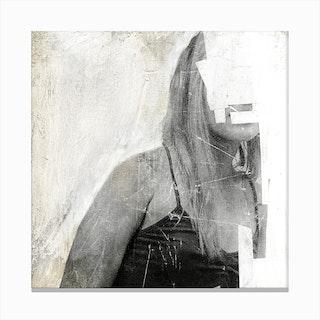 Faceless 03 Canvas Print