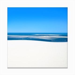 Dunedu Pilat Square Canvas Print