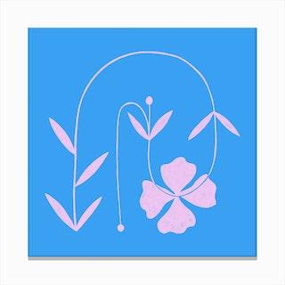 Morning Flower 2 Canvas Print