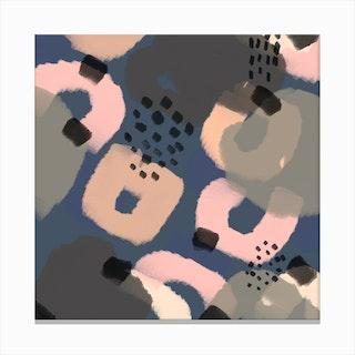 The Deep Blue Series III Canvas Print