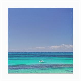 Rottnest Island Basin1 Canvas Print