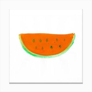 Watermelon 2 Canvas Print