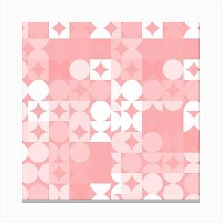 Geometric Xxii Canvas Print
