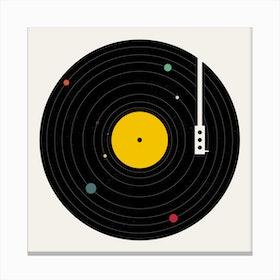 Music Everywhere Canvas Print