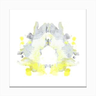 Rorschach 15 Canvas Print