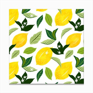Lemona Canvas Print
