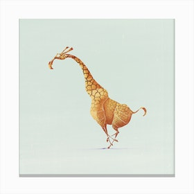 Giraffe  I Canvas Print