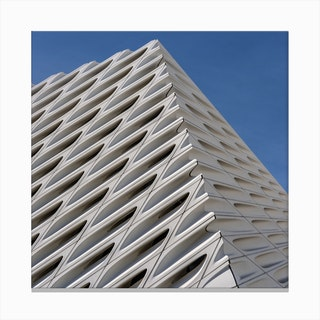 The Broad Canvas Print