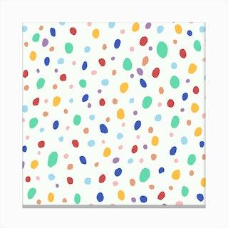 Colore II Canvas Print