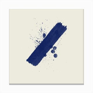 Abstract Study 6 Canvas Print