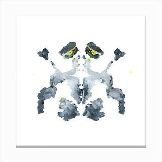 Rorschach 11 Canvas Print