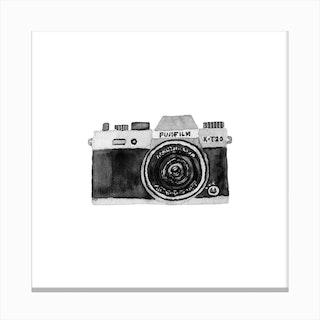 Old Camera2 Canvas Print