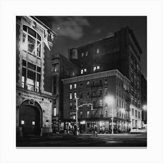 Hook and Ladder II Canvas Print
