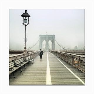 One to Brooklyn II Canvas Print