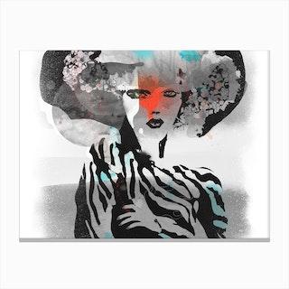 Swallow VI Canvas Print