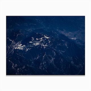 Alps I Canvas Print