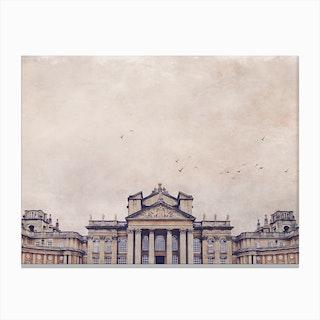 Place Canvas Print