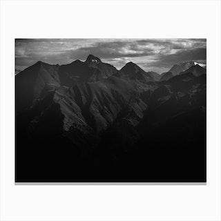 Sudtirol V Canvas Print