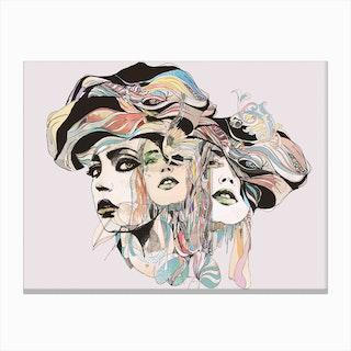 Danielle 3 Canvas Print