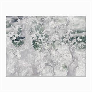 Wild Water 2 Canvas Print