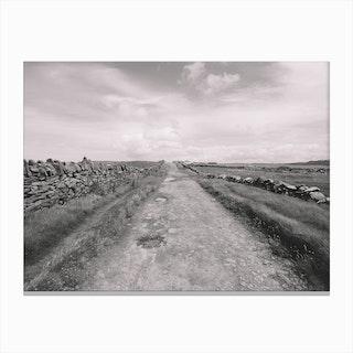 Doolin Pathways Canvas Print