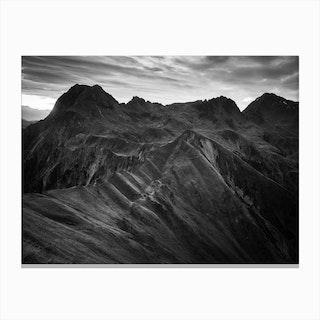 Sudtirol VI Canvas Print