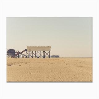 Another Beach Canvas Print