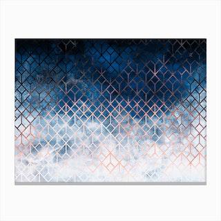Geometric XII Canvas Print