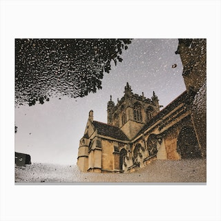 Cambridge Canvas Print