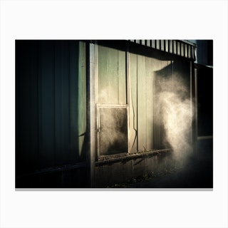 Urbanscapes III Canvas Print
