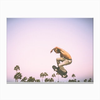 Skatedreams Canvas Print