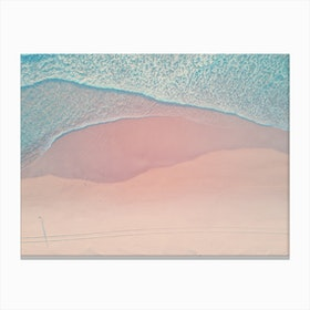 Heaven Beach Photo Canvas Print