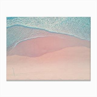 Heaven Beach Photo Canvas Print