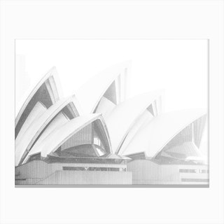 Sydney Opera 1 Canvas Print