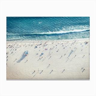 Salty Air In Canvas Print