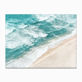 Waves 1 Canvas Print