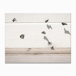 Urbanscapes XIV Canvas Print