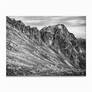 Sudtirol IV Canvas Print