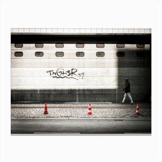 Urbanscapes XX Canvas Print