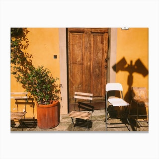 Firenze Afternoon Canvas Print