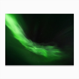 The Northern Lights 10 Canvas Print