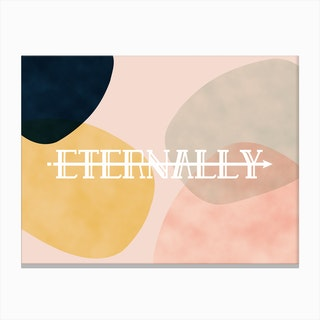 Eternally Canvas Print