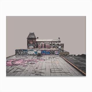 NewYork NewDorp I Canvas Print