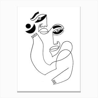 Ancient Soul Iii Canvas Print