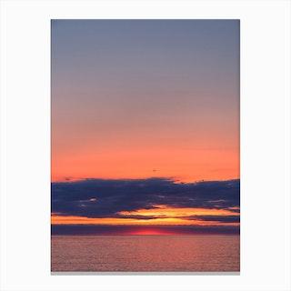 Beyond the Horizon Canvas Print