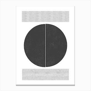 Nz Geometrics 09 Canvas Print