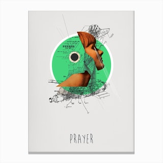 Prayer Canvas Print