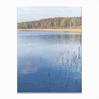 Summer Lake 2 Canvas Print