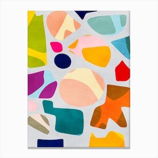 Minimal Matisse 4 Canvas Print