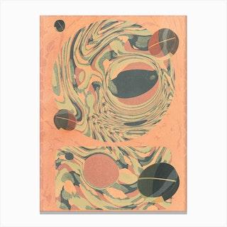 Autumn Psicodelia Canvas Print